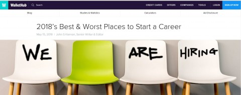 Colleen Murphy Gives Her Hot Take On Best Practices For An Out Of State Job  Search In WalletMoneyu0027s Latest Article On 2018u0027s Best U0026 Worst Places To  Start A ...