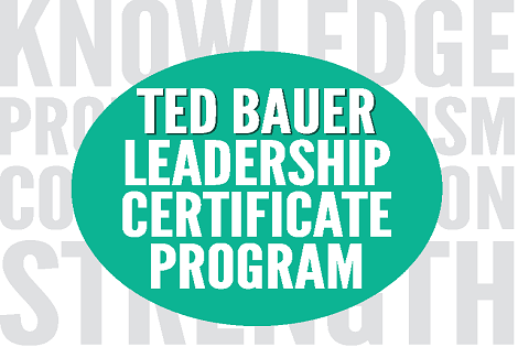 Apply for the Ted Bauer Leadership Certificate Program! – Rockwell ...