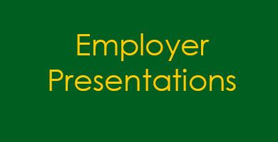Employer Presentations