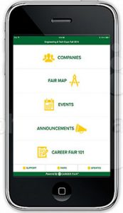 Download the Career Fair+ App! thumbnail image