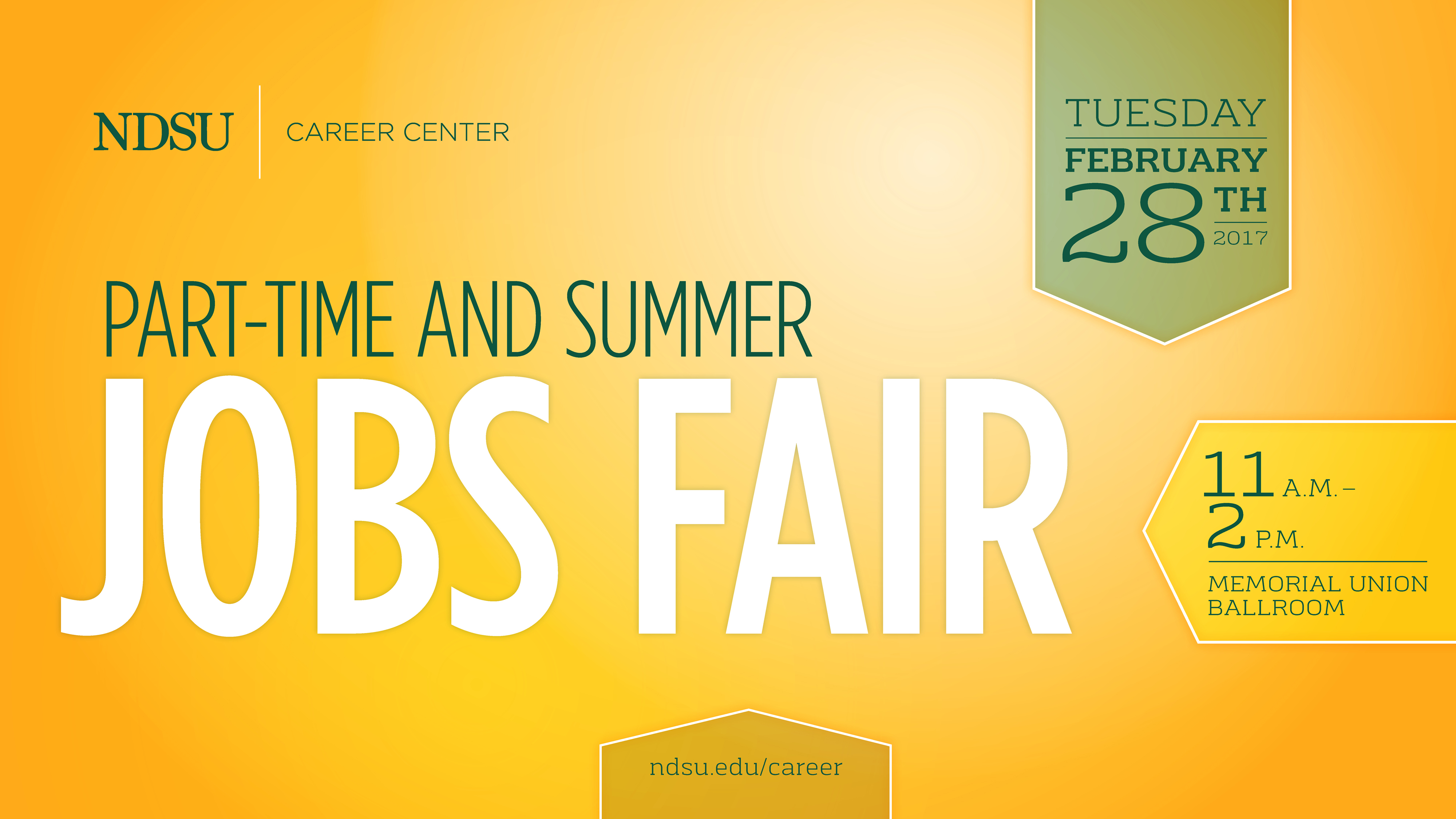 the part time summer jobs fair is today career center north the part time summer jobs fair is today career center north dakota state university