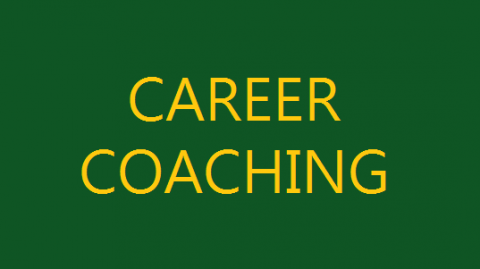Career Coaching (formerly Career Counseling)