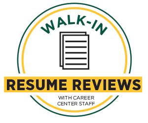 walk in resume review career center north dakota state university