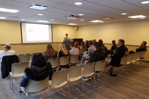 J.R. Simplot Company Employer Presentation