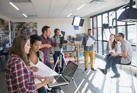 FILM TV 820.4 Careers in Entertainment: From Assistant/Intern to Executive or Producer