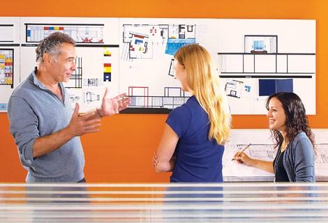 ARCH X 438 – Fundamentals of Interior Architecture