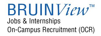 BruinView Online Job Board