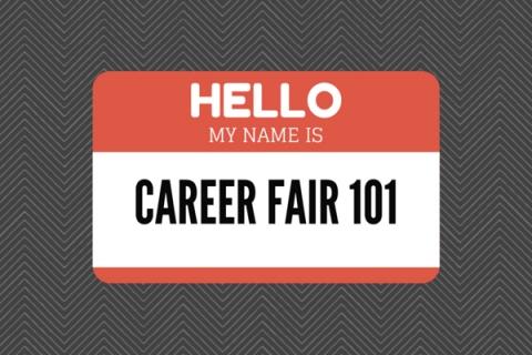 career fair 101
