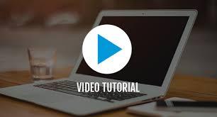 Video Tutorial Laptop