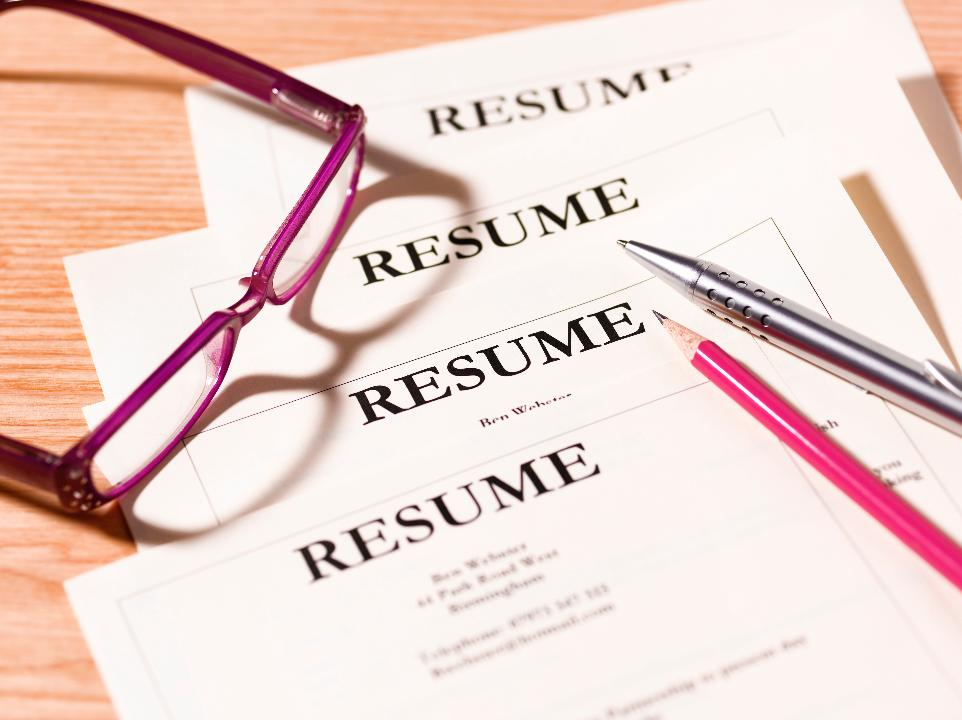 enhance your resume and make it shine career professional