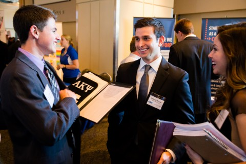 The 2015 Colorado Business School Career Fair