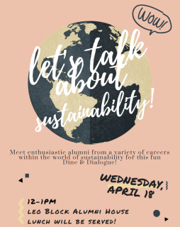 Let's Talk About Sustainability! thumbnail image