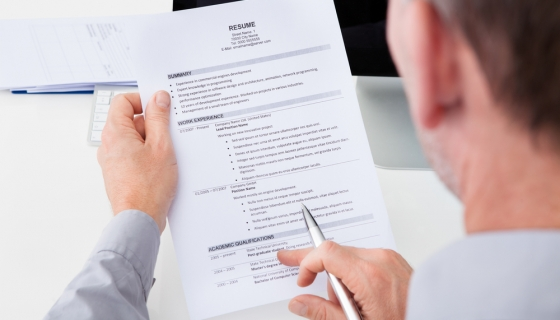5 Tips on How to Make Your Resume Shine – UConn Center for Career ...