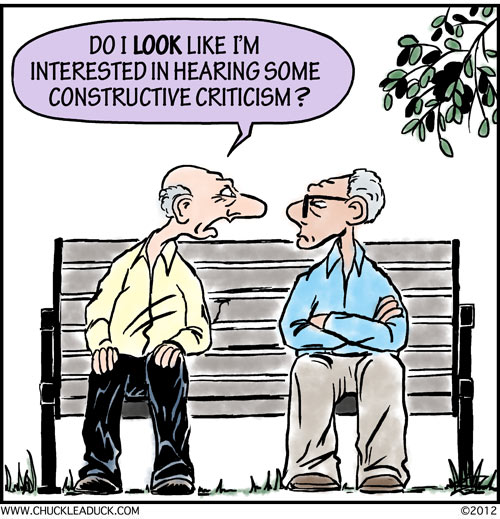 How To Receive Constructive Criticism Gracefully Uconn Center For