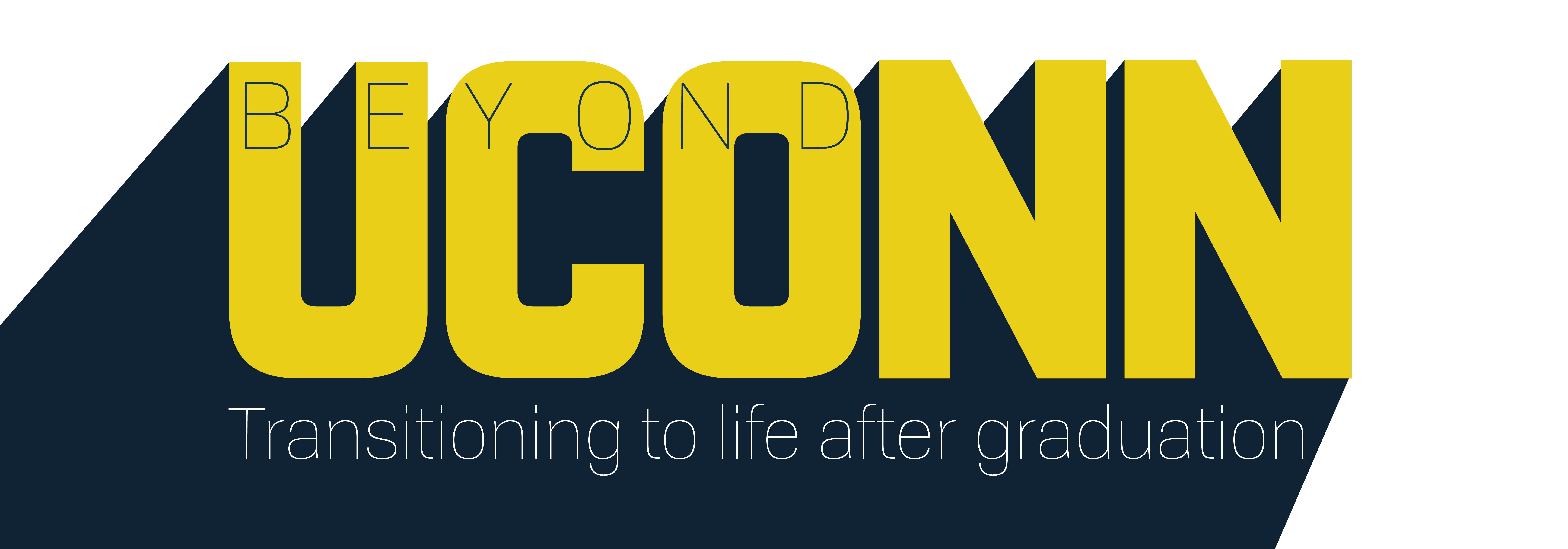 Beyond uconn uconn center for career development - Uconn center for career development ...