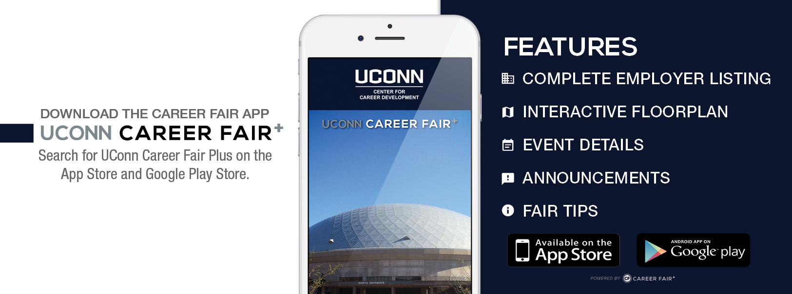 2017 spring career fair uconn center for career development