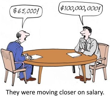 Negotiating Salary in Your First Job – UConn Center for Career ...