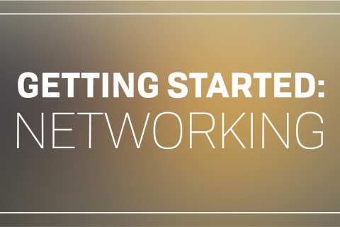Getting Started: Networking