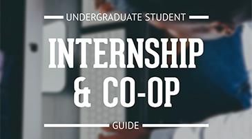 Internship & Co-op Guide