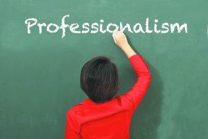 Professionalism 101 thumbnail image